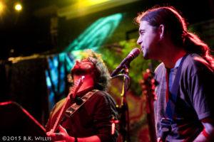 Alex and John